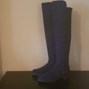 Shoes - Stuart Weitzman OTK Boots